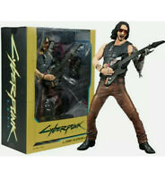 *New* Cyberpunk 2077 Johnny Silverhand 12-Inch Action Figure McFarlane Toys