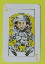 Ersatzkarte Mad Kartenspiel // Karte 1 Gelb
