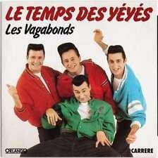 """Les Vagabonds - Le Temps Des Yéyés (7"""", EP) Vinyl Schallplatte - 23447"""