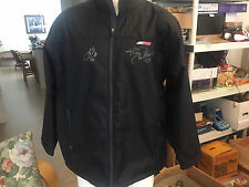 XXL RACING JACKET PAGE AND TUTTLE RCR RICHARD CHILDRESS SIGNED NASCAR HARVICK