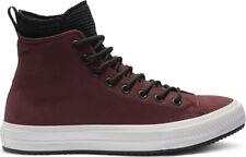 Converse Leather CTAS WP Boot Hi Burgundy 162410C Chuck Taylor Men's Size 11