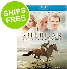 Shergar (Blu-ray, 2012) Sealed New IRA Ian Holm Mickey Rourke Horse Movie