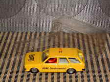 KELLERMANN AKA: CKO 1:43 SCALE, TIN W/FRICTION VW GOLF STATIONWAGEN ADAC, NOS!