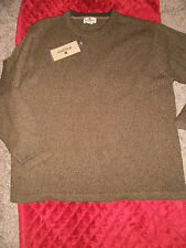 WOOLRICH PULLOVER SWEATER NEW WITH TAGS