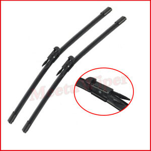 """Front Windshield Wiper Blade For Ford Explorer 2011-2018 26""""+22"""" OEM Quality"""