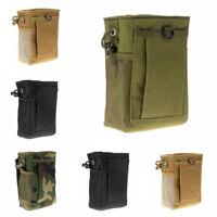 Magazine Bag Belt Pouch Tactical Magazine Military Molle Storage Bag Dump Belt