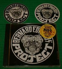 Bernard Edwards' Project Homicide  Bernard Project Homicide CD Used Naear Mint
