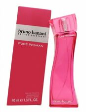 BRUNO BANANI PURE WOMAN EAU DE TOILETTE EDT 40ML SPRAY - WOMEN'S FOR HER. NEW