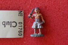 Games Workshop Citadel C04 ladrones Piratas Rogue ladrón Metal pre slotta 1980s B2