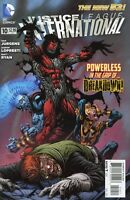Justice League International #10 Comic Book 2012 New 52 - DC
