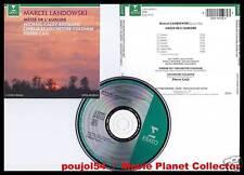 "LANDOWSKI ""Messe de l'Aurore"" (CD) P.Cao 1990"