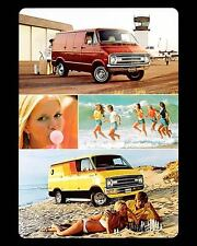 1977 Dodge Street Van Truck Photo Poster zu1918-Y5TGCI