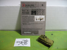 Axis & Allies D-Day Sd Kfz 250 with card 36/45