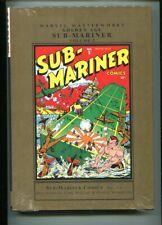 MARVEL MASTERWORKS GOLDEN AGE SUB MARINER VOL 2 NM 9.6 HARDCOVER EXPLOSIVE COVER