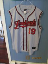 Lookouts Grey Sleeveless Jersey Uniform Express XXL