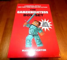THE GAMEKNIGHT999 BOX SET Six Unofficial Minecrafters Adventures Game Books NEW