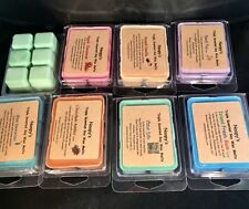 Pic 2 Clam Shells TRIPLE Scented NOOPY'S Soy Wax Candle Melts/Tarts 140 Scents!