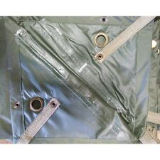 TACTICAL FORCE HOOTCHIE OD GREEN 278X186CM 560 GRAMS TAPED SEAMS HOOCHIE ARMY