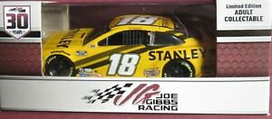 KYLE BUSCH, STANLEY, #18, 1/64 ACTION 2021 CAMRY, IN STOCK, FREE SHIPPING
