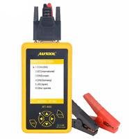 Autool Bt460 Car Battery Tester 12V 24V Heavy Duty Auto Battery Test Analyz