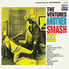 The Ventures ‎– Another Smash on Red Vinyl LP Sundazed Music 2013 NEW/SEALED