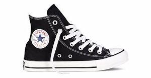 Scarpe sportive uomo/donna Converse All Star HI M9160C Black