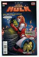 The Totally Awesome Hulk #4 NM  Hulk And Lady Hellbender Marvel Comics MD10