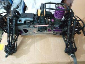HPI Racing Savage X 4.1 1:8 Nitro Monster Truck F4.1 savagex