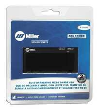 MILLER ELECTRIC 770226 Welding Lens, 2 x 4 In, #10, Auto-Darkening