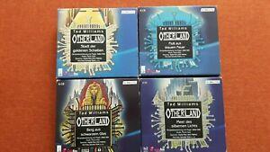 Otherland 1-4 Hörspiel Tad Williams 24 CDs
