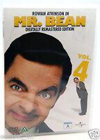 Mr Bean Temporada 1 , volumen 4 DVD COMEDIA Remasterizado Digitalmente