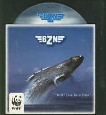 BZN Will There Be A Time 2 TRACK CHARITY CD single WWF whale project