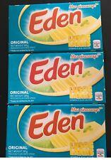 3x Cheese Spread 165 grams each pack Eden Exp. 31/Dec/2020