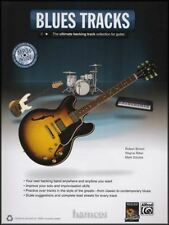 Blues Tracks The Ultimate Backing Track Collection for Guitar TAB Book/MP3CD