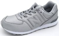 NEW BALANCE BAMBINA DONNA SCARPA SNEAKER SPORTIVA CASUAL IN GOMMA ART. GC574KS