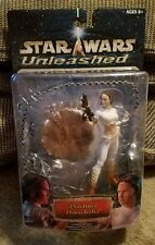 Star Wars Unleashed Padme Amidala Action Figure New