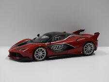 """1:18 Ferrari FXX K (Red) #88 """"Signature Series"""" Burago 18-16907"""