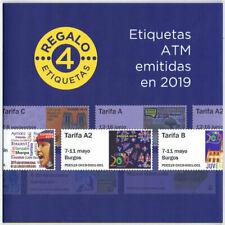 Etiquetas Postales - ATMs