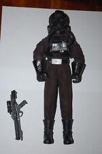 "TIE Fighter Pilot 12"" Figure-Hasbro-Star Wars 1/6 Scale Customize Side Show"