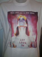 NICK CAVE AND THE BAD SEEDS LET LOVE IN SHIRT birthday party lydia lunch