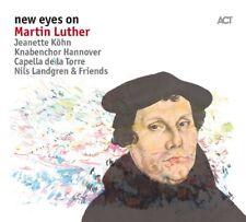 Nils Landgren / Jeanette Köhn / Magnus Lindgr - New Eyes On Martin Luther C NEU
