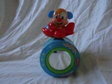 Fisher price laugh and learn puppy's crawl along ball