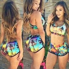 Unbranded Floral Regular Size Bikini Sets for Women