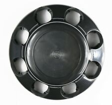 Chevy Tahoe Suburban GMC Yukon C1500 C2500 C3500 Black Center Cap Set of 2