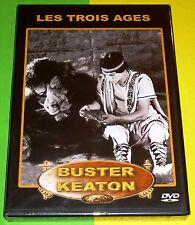 BUSTER KEATON : LAS TRES EDADES + 2 cortos - Precintada