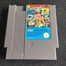 Nintendo NES The Adventure Island Part 2 FRA Très Bon état