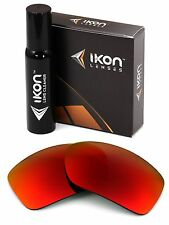 Polarized IKON Replacement Lenses For Von Zipper Decco Sunglasses + Red Mirror