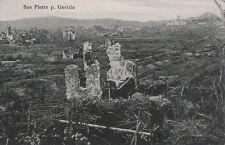 * GORIZIA GORZ - San Pietro (Slovenia) WWI