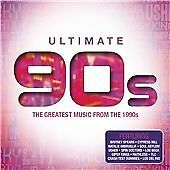 Ultimate 90s (2015)cd various artists new free uk postage
