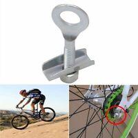 bicicleta Tensor de cadena de bicicleta Artes fijos Solo una pista de velocidad